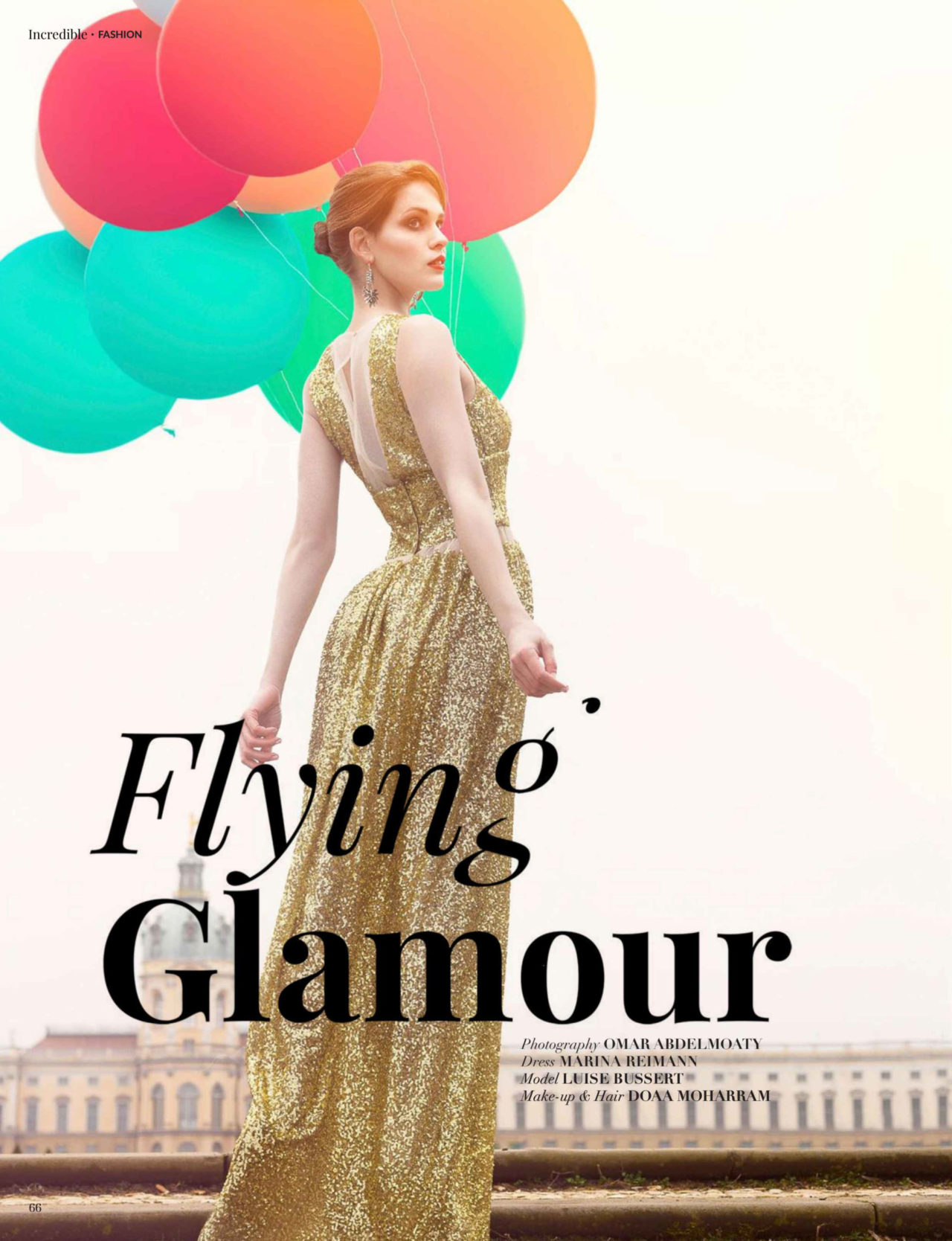 Flying Glamour